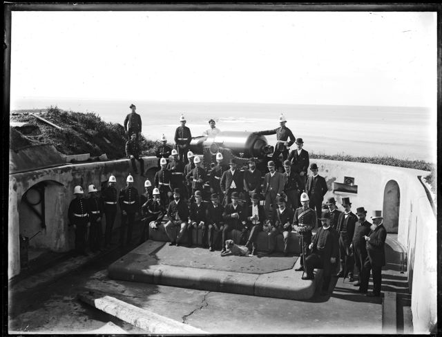 Fort Scratchley Historical Society Heritage Hunter